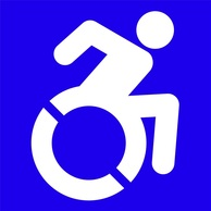 The updated take on the International Symbol of Accessibility