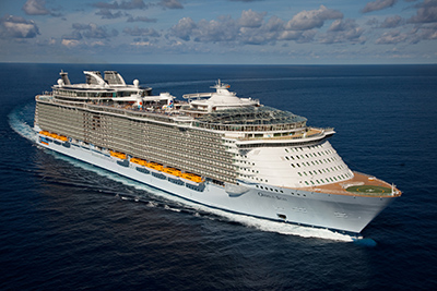 Photo of Oasis of the Seas, a Royal Caribbean ship