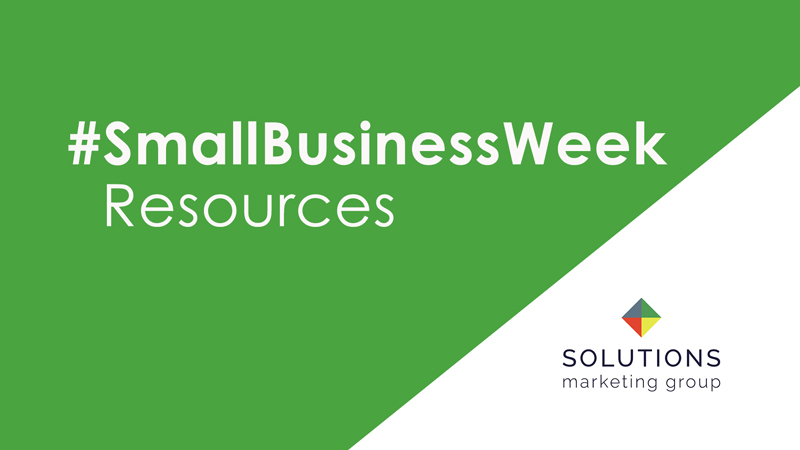 #smallbusinesweek resources